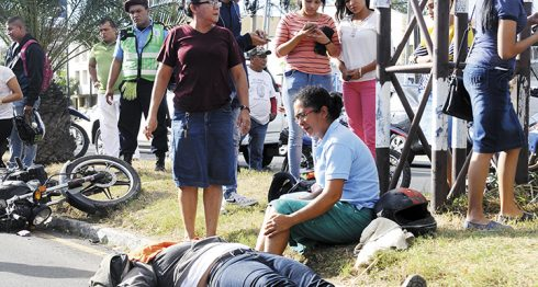 accidentes, accidentes de tránsito, Nicaragua