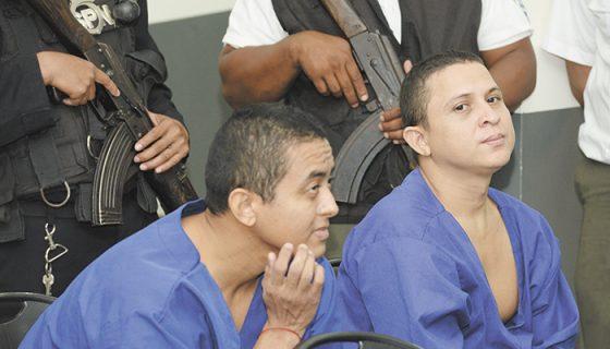 Al acusado Víctor Morales Blanco también lo declararon culpable de portación ilegal de arma de fuego, lo que le suma un año más de cárcel. LA PRENSA/U. MOLINA