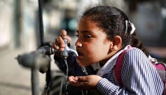 1.800 millones de personas vivirán en condiciones de escasez grave de agua para 2025, según Naciones Unidas. ¿Puede la desalinización ser parte de la solución?. GETTY IMAGES