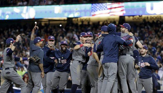 Estados Unidos se coronó por primera vez y en su primera final en el Clásico Mundial de Beisbol, el mayor torneo de selecciones de pelota del mundo. LA PRENSA/AP/Jae C. Hong