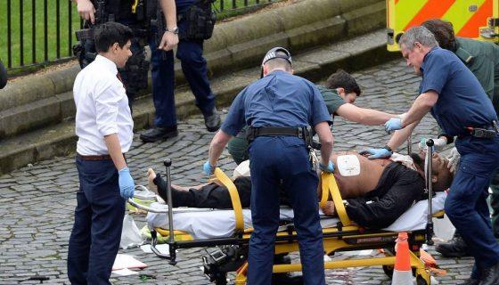 Khalid Masood, ataque en Londres
