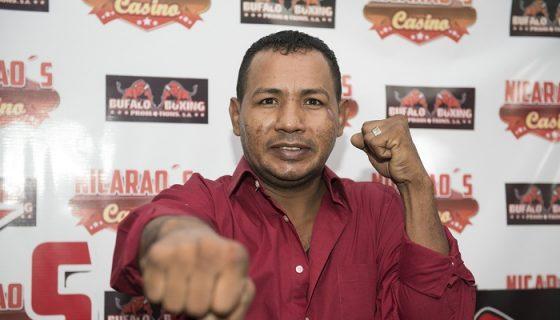Ricardo Mayorga volverá al ring el 1 de abril en Managua. Foto: Lissa Villagra
