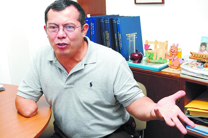 Luis Moreno, alias Mike Lima, fue miembro de la Guardia Nacional de Somoza y luego integró las filas de la Contrarrevolución en los ochenta. Foto: Archivo