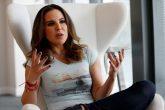 Kate del Castillo protagoniza campaña contra el maltrato hacia la mujer