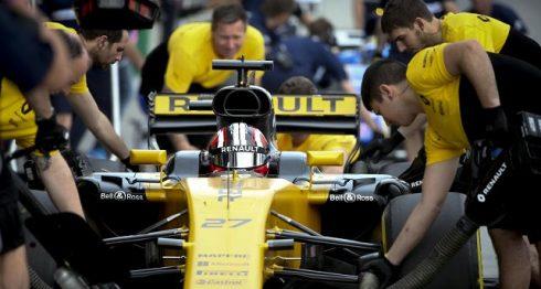 La Fórmula Uno planea un proyecto llamativo. LAPRENSA/ EFE