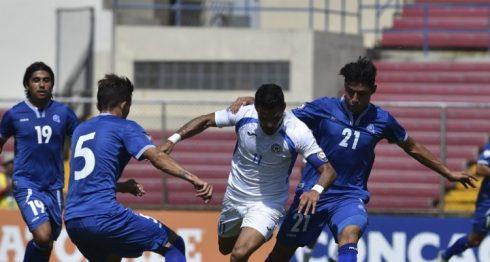 Luego de perder ante El Salvador en el último duelo de la Copa Centroamericana, la Selección Nicaragüense de Fútbol se enfrentó este viernes a Haití. LA PRENSA/ARCHIVO