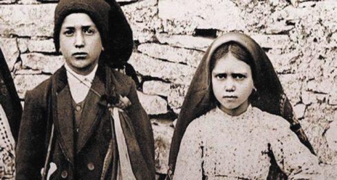Los pastorcitos de Fátima serán santificados. LA PRENSA/CORTESIA/ACIPRENSA