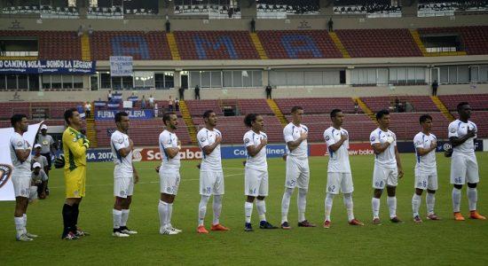 Selección de Futbol ante Belice. LAPRENSA/ ARCHIVO