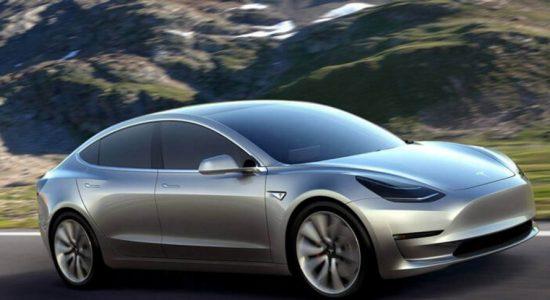 Tesla, Model 3, Elon Musk
