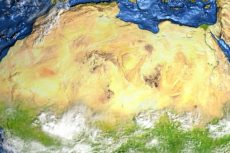 desierto del Sahara, Sahara, desiertos