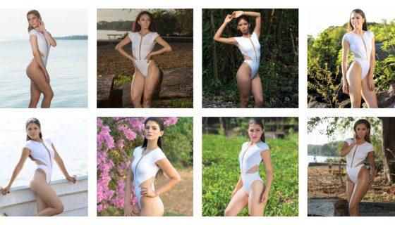 Miss Nicaragua 2017, Miss Nicaragua, candidatas a Miss Nicaragua en traje de baño