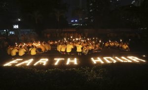 Hora del planeta, earth hour, planet hour
