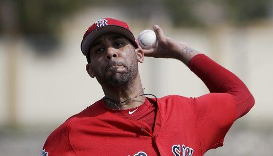David Price ha mostrado mejoría, después de sufrir dolores en su brazo de lanzar. LA PRENSA/AP/David Goldman