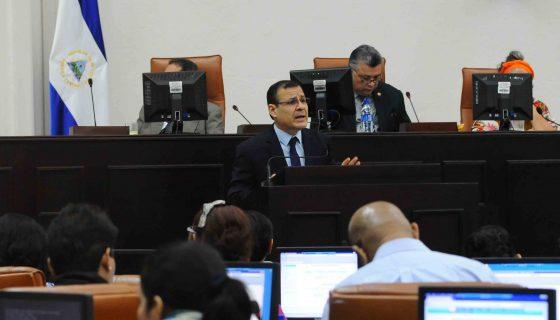 INE, David Castillo, Cosep, presidente ejecutivo