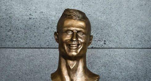 Cristiano Ronaldo, busto