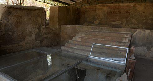 León Viejo, ruinas