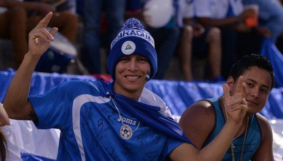 Goleada de Nicaragua, Nicaragua, Selección Nicaragüense