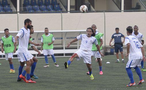 Selección de Futbol tendrá un gran reto en la Copa Oro. LAPRENSA / ARCHIVO