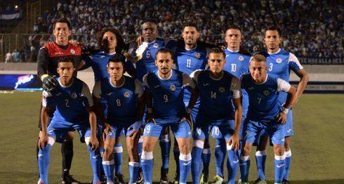 Selección de Futbol se prepara para la Copa Oro. LAPRENSA/ JADER FLORES