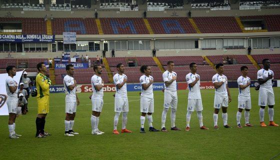 Selección de Futbol sigue creciendo. LAPRENSA/ ARCHIVO