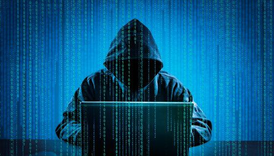 Hackers, computadoras, empresas