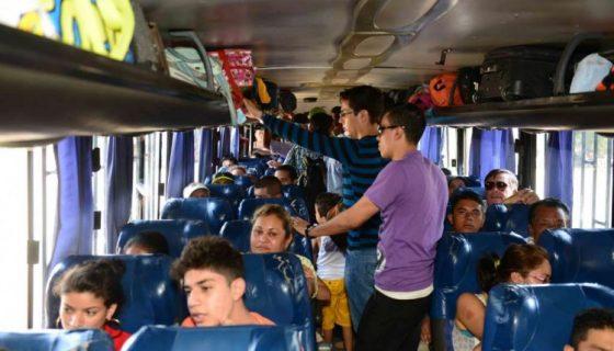 Transporte en Semana Santa, Indec, MTI