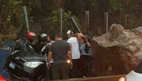 El Salvador, sismos,