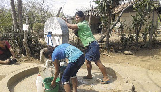 racionamiento de agua, Somoto