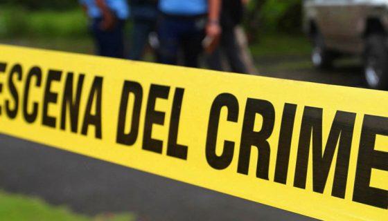 Jalapa, asesinato