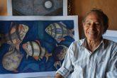 Róger Sevilla, maestro de la plumilla expone su arte reunido por primera vez en su vida