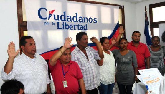 La agrupación Ciudadanos por la Libertad podría obtener su personerías jurídicas antes que termine abril.