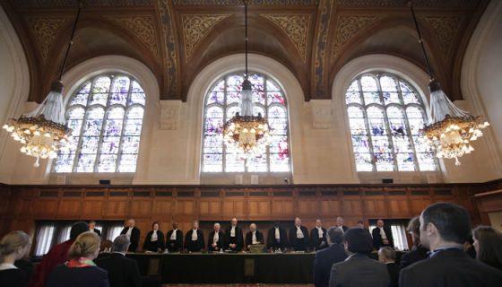 Nicaragua y Costa Rica dirimen sus diferendos territoriales en la Corte Internacional de Justicia.