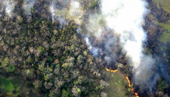 Guatemala, incendios en Guatemala
