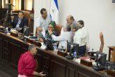 Diputados sesionan para cumplirle a Ortega