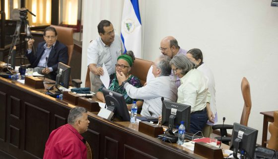 Diputados, Asamblea Nacional, préstamo, BID, Daniel Ortega