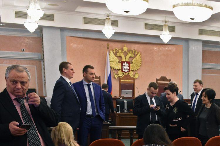 Testigos de Jehová, Rusia