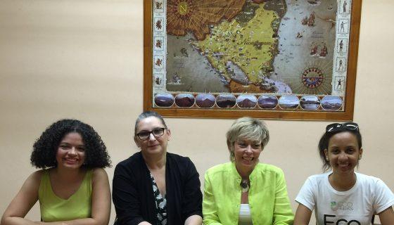 Katia Cardenal, Día Internacional de la Madre Tierra