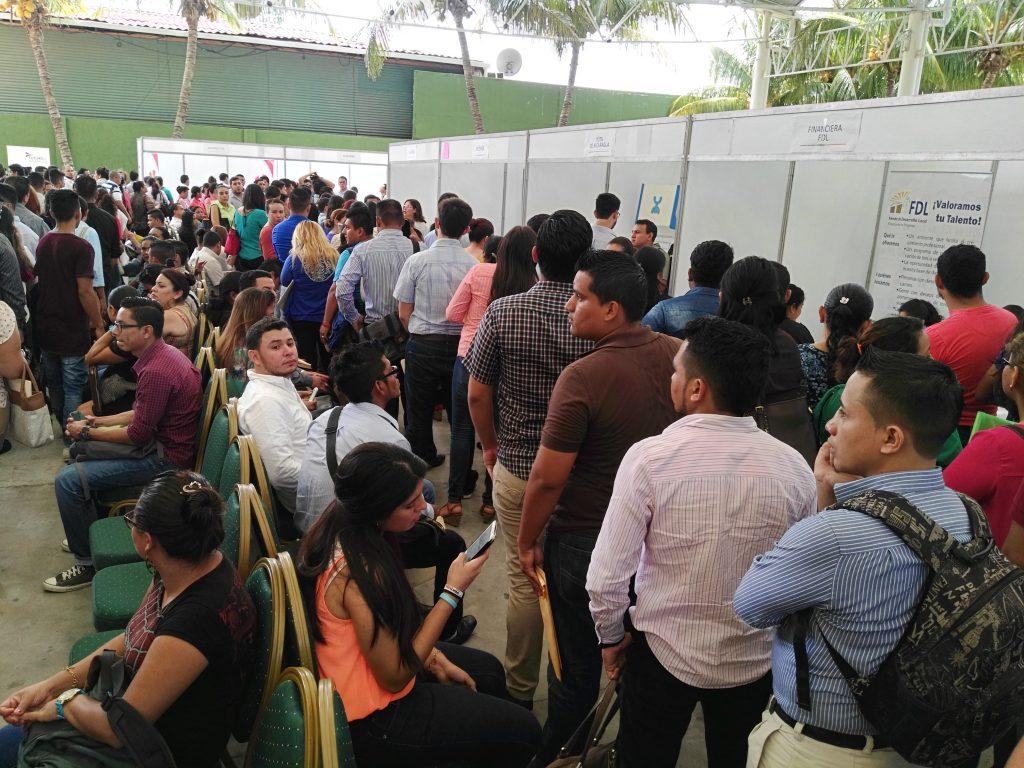 empleo juvenil en Nicaragua