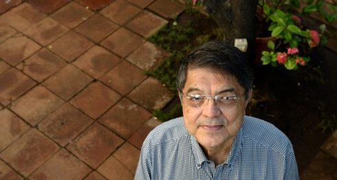 Sergio Ramírez, escritor nicaragüense