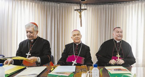 obispos venezolanos