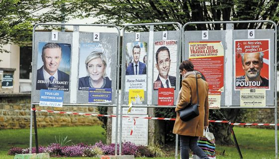 presidencia francesa, Francia, elecciones en Francia 2017