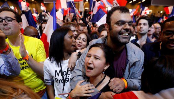 elecciones francesas, Francia