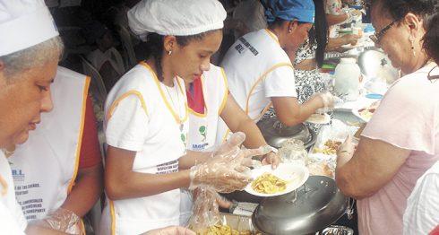 Feria Gastronómica del Mar Tere Arana In Memoriam
