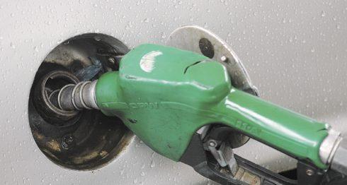 carburantes, alza en combustibles