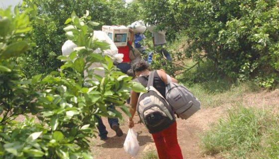 flujo migratorio, Nicaragua