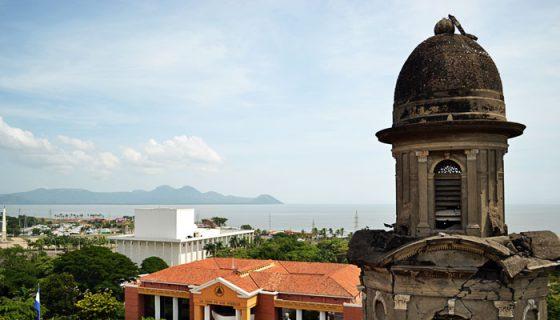 Managua, Antigua catedral de Managua, Vieja Managua