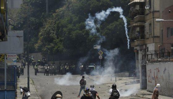 Venezuela, protestas en Venezuela, marchas en Venezuela