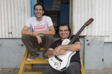 La Cuneta Son Machin y Juan Solórzano