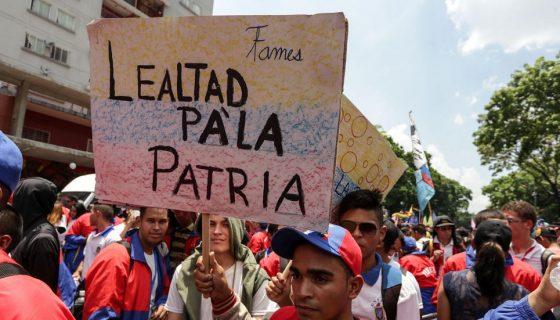 OEA, Venezuela