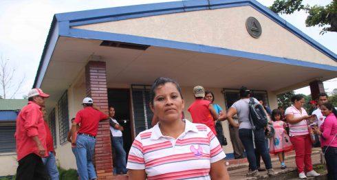 defensora de derechos humanos, Matagalpa